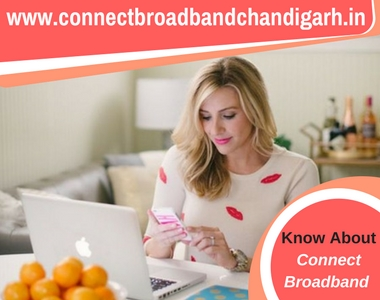 About Connect Broadband Chandigarh
