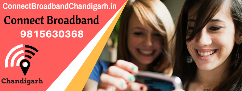 Connect WiFi broadband in Chandigarh