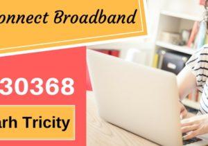 Contact number Connect Broadband Chandigarh Mohali Panchkula