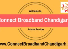 Best Internet Option in chandigarh – CONNECT broadband service
